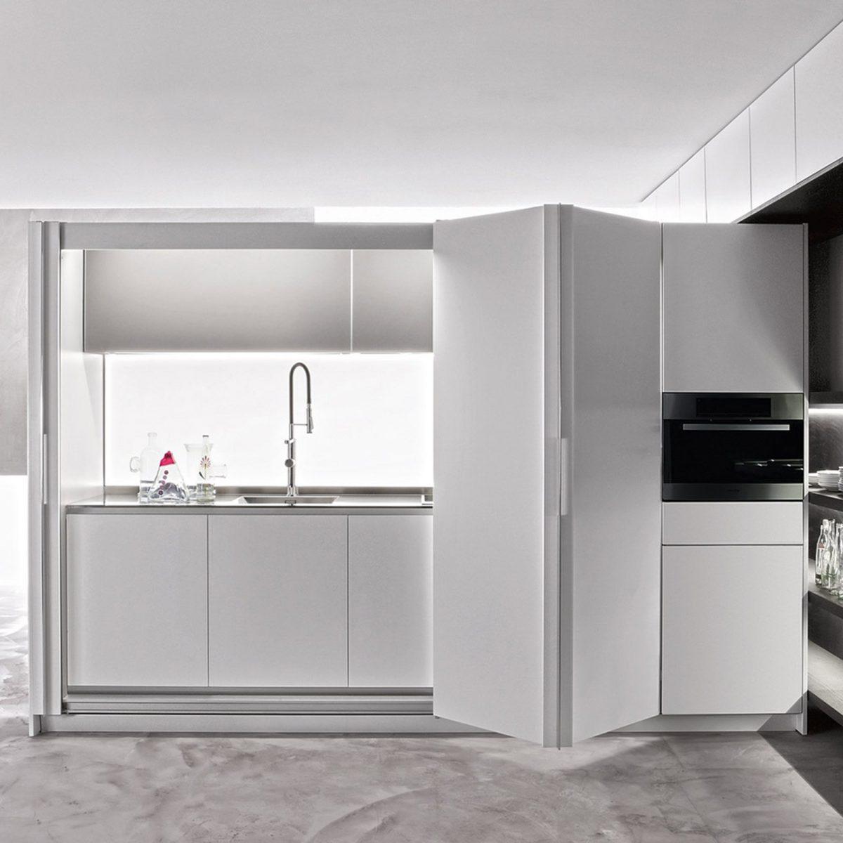 Arredare cucina piccola - Cucina armadio ikea ...