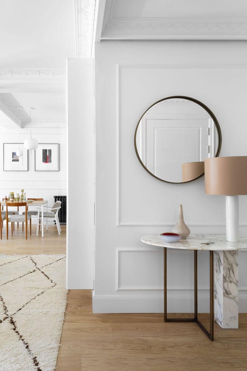 Boiserie for Idee design casa