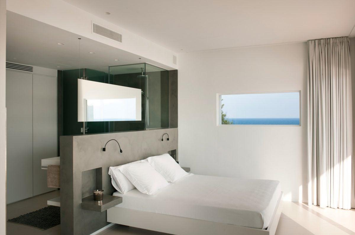 Bagno In Camera Con Vetrata : Camera con bagno
