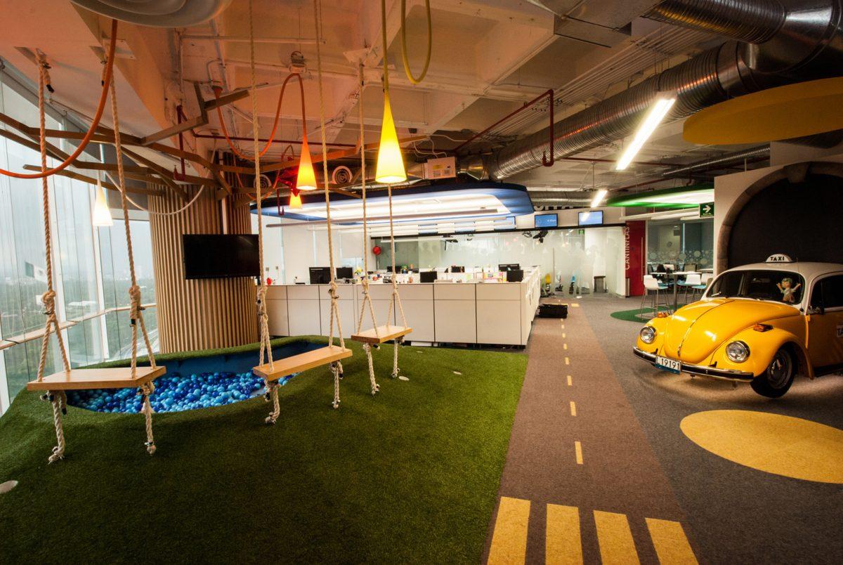 area-relax-ufficio-design