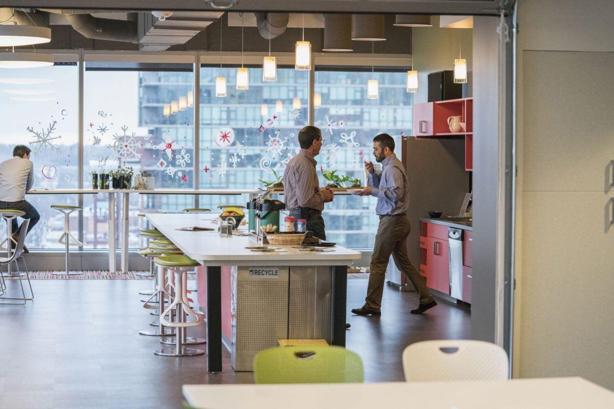 Come arredare un ufficio for Arredare ufficio idee