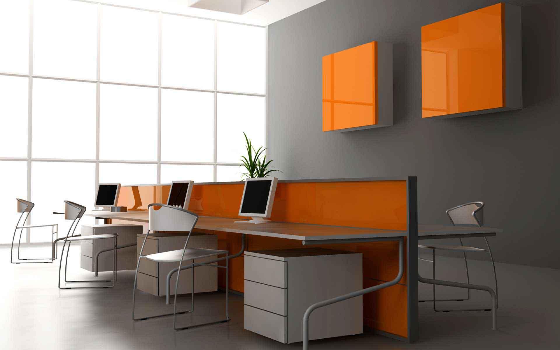 Colori Ufficio Moderno : Come arredare un ufficio