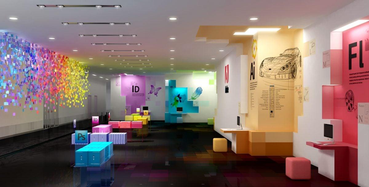 Colori Ufficio Moderno : Colori per ufficio design per la casa moderna ltay