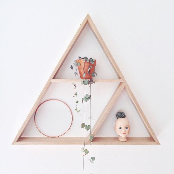 mensola-triangolo