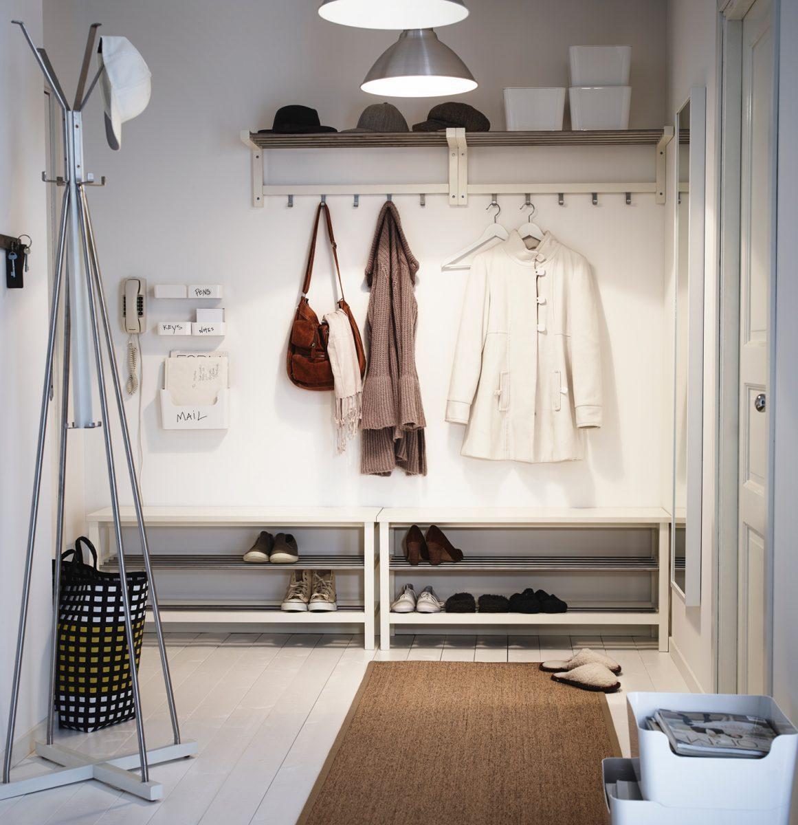 1000 Images About Ikea Showroom Inspiration On Pinterest: Scarpiera IKEA