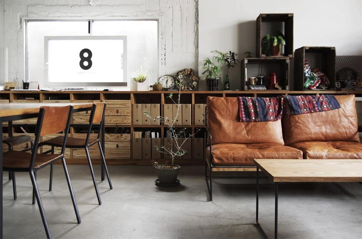 soggiorno-moderno-industriale-divano