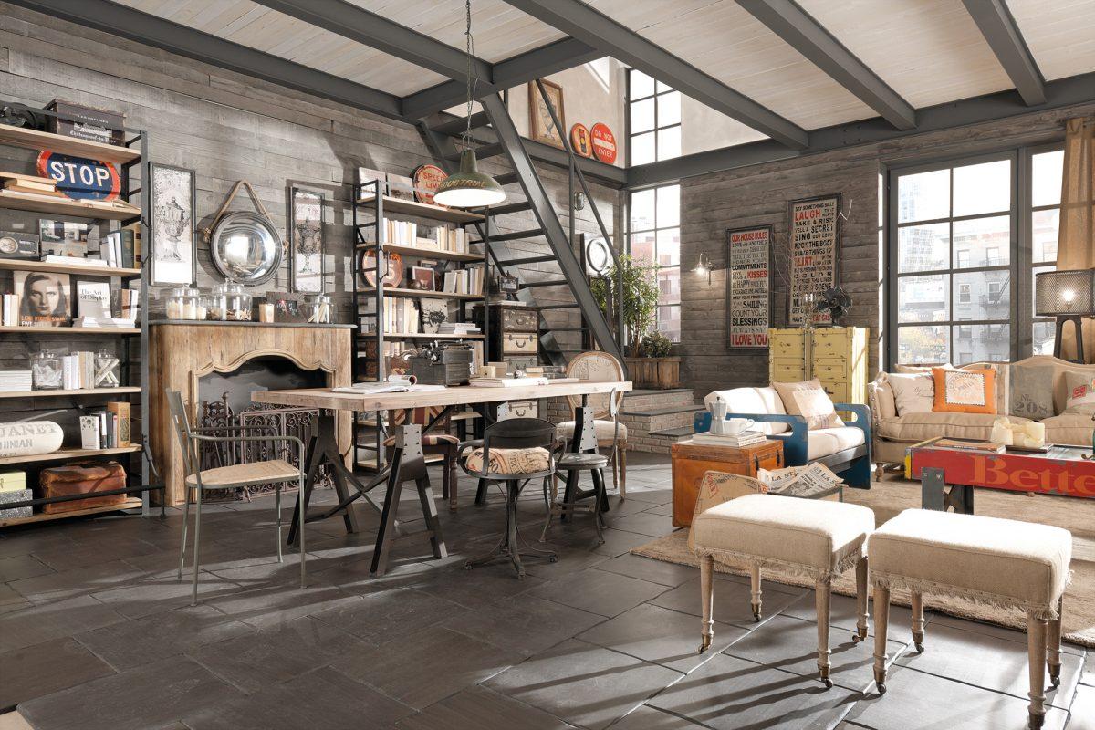 soggiorno-moderno-industriale-pavimento