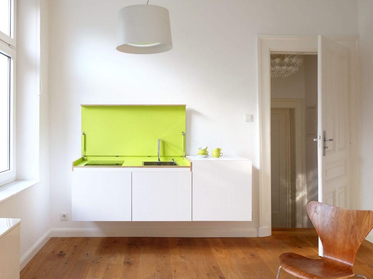 Soluzioni salvaspazio casa for Idee salvaspazio cucina