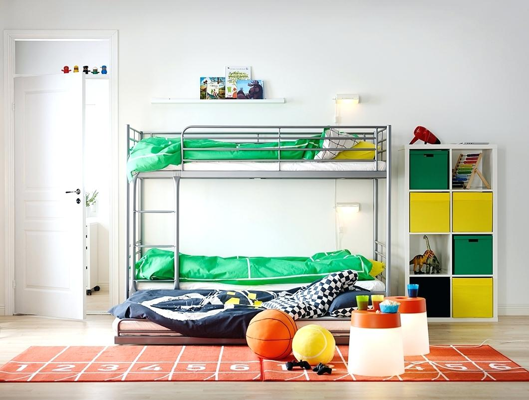 Letti A Castello Per Bambini Piccoli.Camerette Ikea