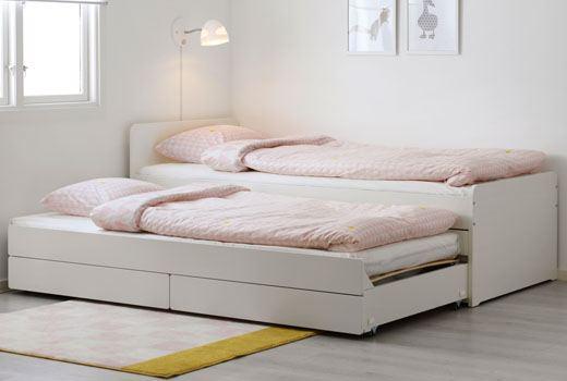 Sbarre Per Letto Ikea.Camerette Ikea