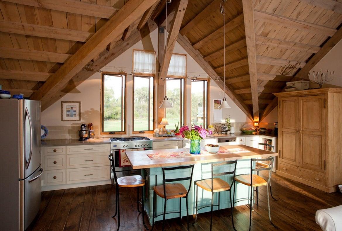 cucina-rustica-travi-legno