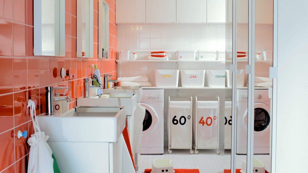 Lavanderia di casa - Ikea lavanderia mobili ...