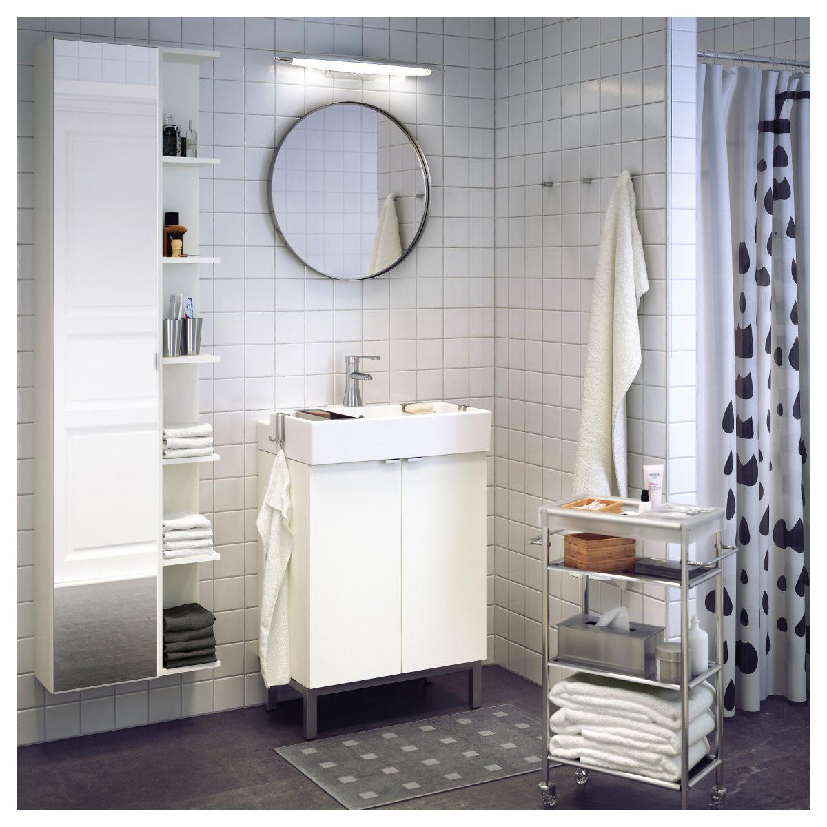 Mobiletto Per Bagno Piccolo.Mobili Bagno Ikea