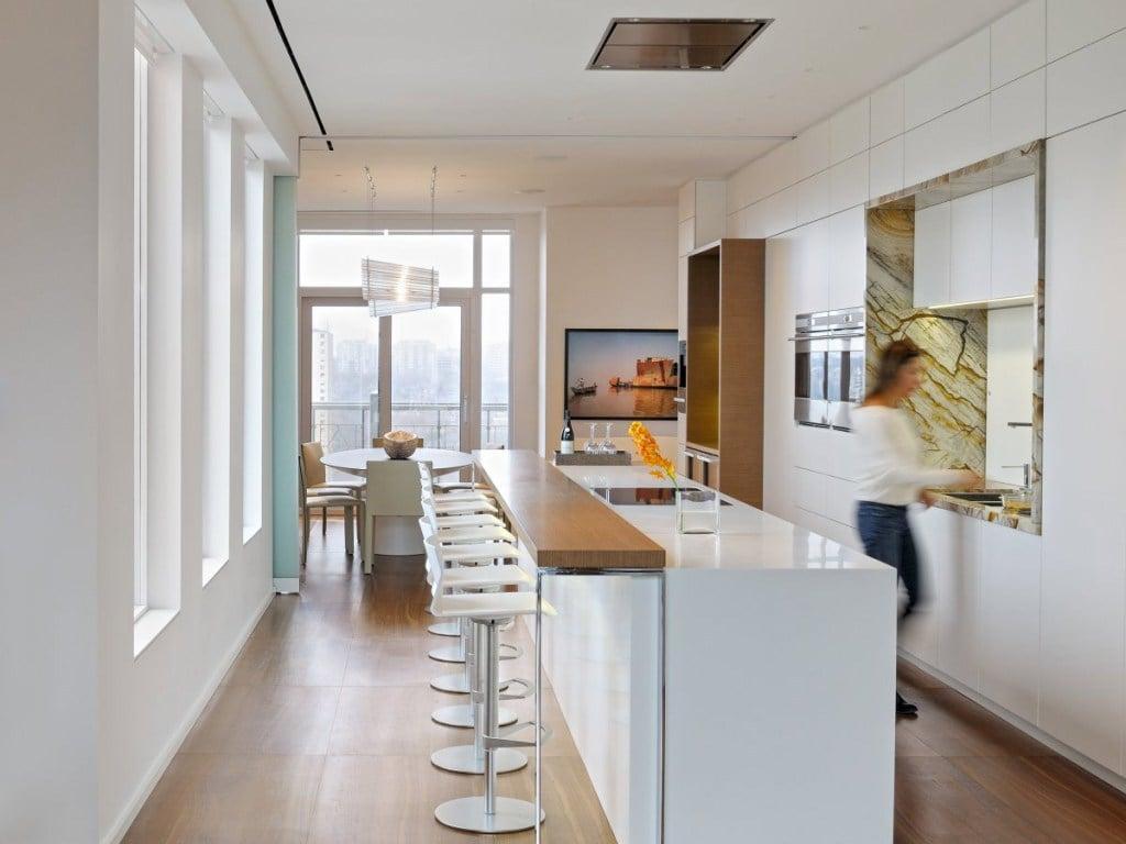 Angolo colazione in casa - Dimensioni minime cucina bar ...