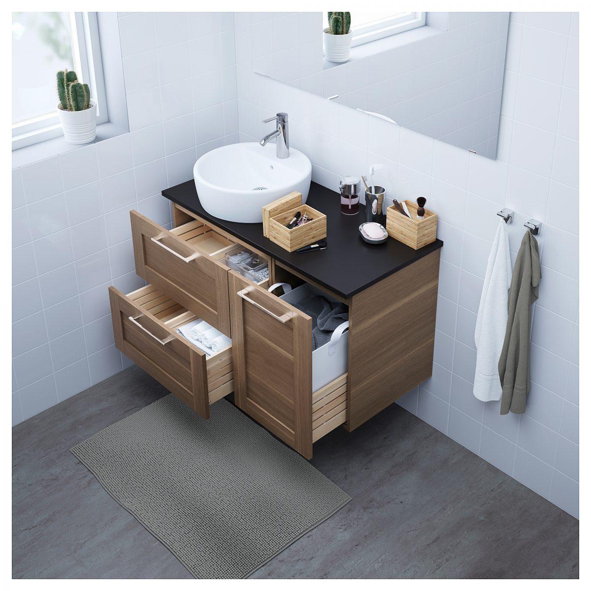 Accessori Bagno Prezzi Bassi.Mobili Bagno Ikea
