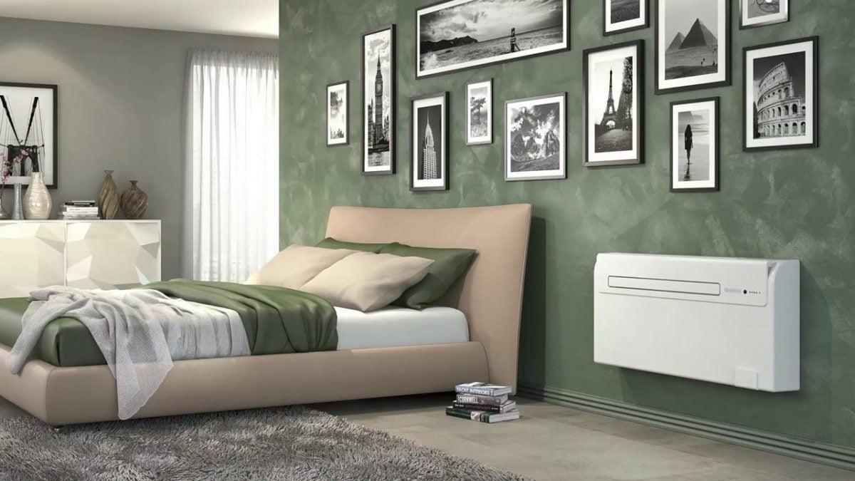 condizionatore-senza-unità-esterna-camera-letto