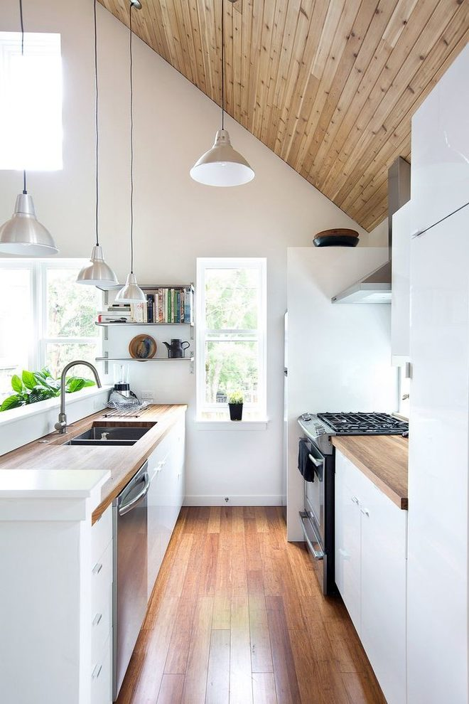 cucina-lunga-stretta-isolal