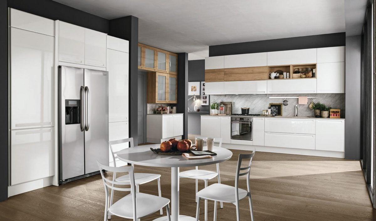 Dove collocare gli elettrodomestici in cucina for Arredamento casa con la a
