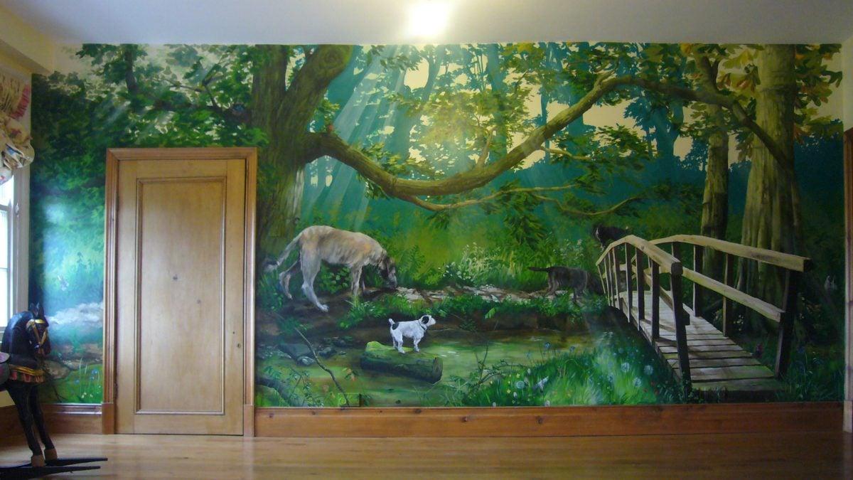 trompe-oeil-muro-panorama-bosco