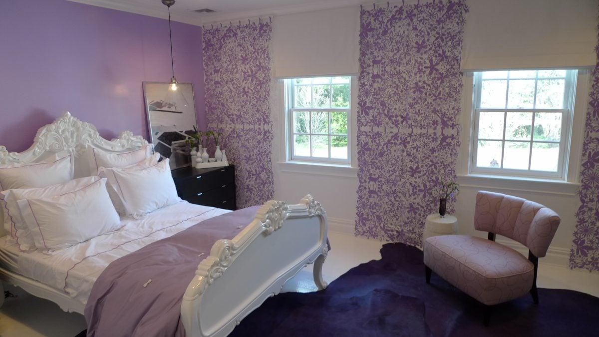 colore-viola-letto-lavorato