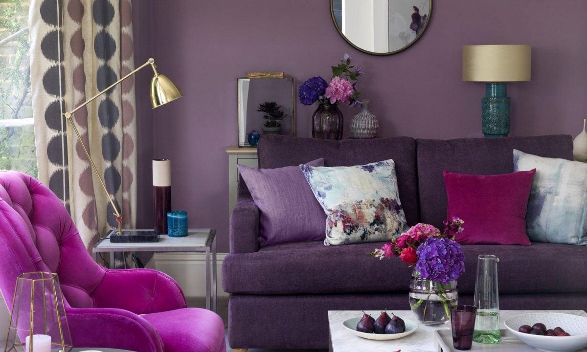 Come Creare Il Viola colore viola