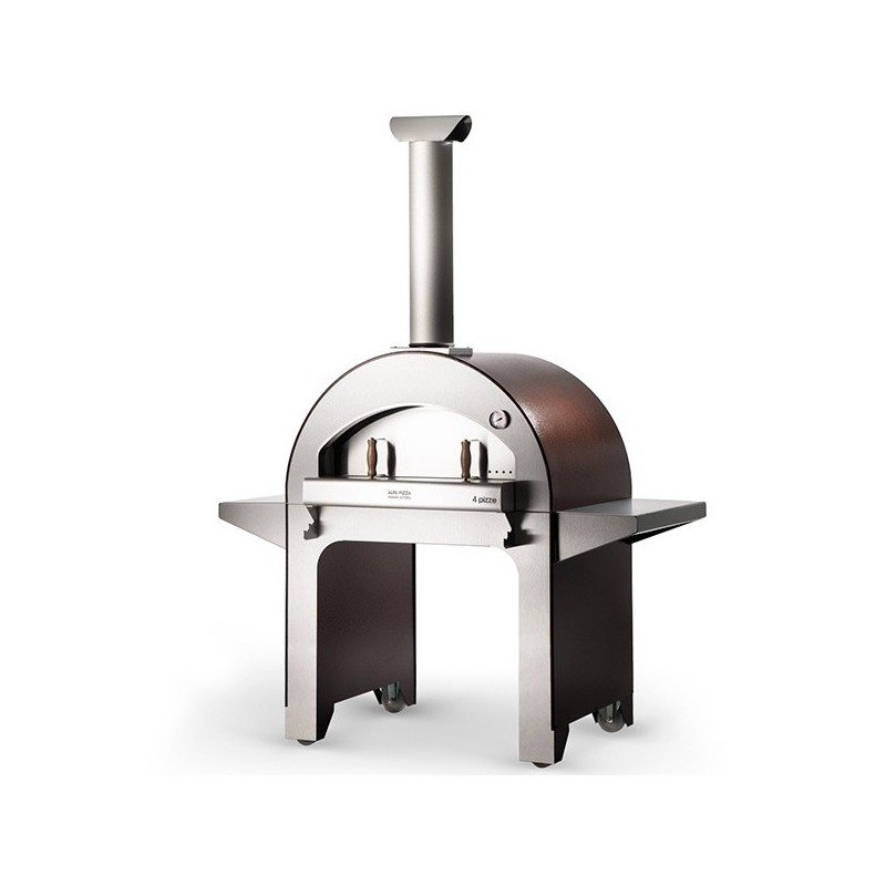 forno-a-legna-4-pizze-in-acciaio-inox-alfa-refrattari-14-pizze-in-15-minuti-alfa-pizza