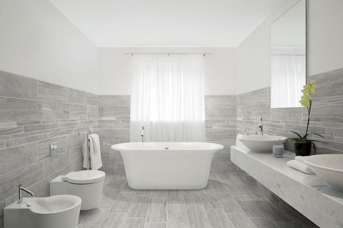 Rivestimenti bagno i pi belli for Foto rivestimenti bagno