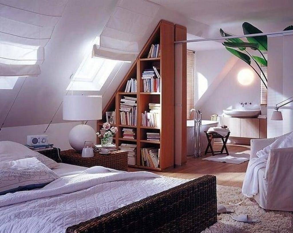 Come Arredare Camera Letto Piccola idee per arredare camera da letto mansardata