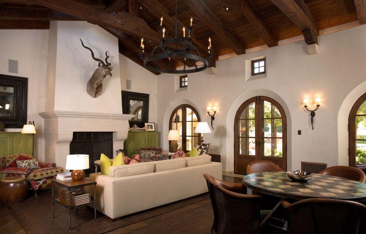 arredare casa in stile spagnolo