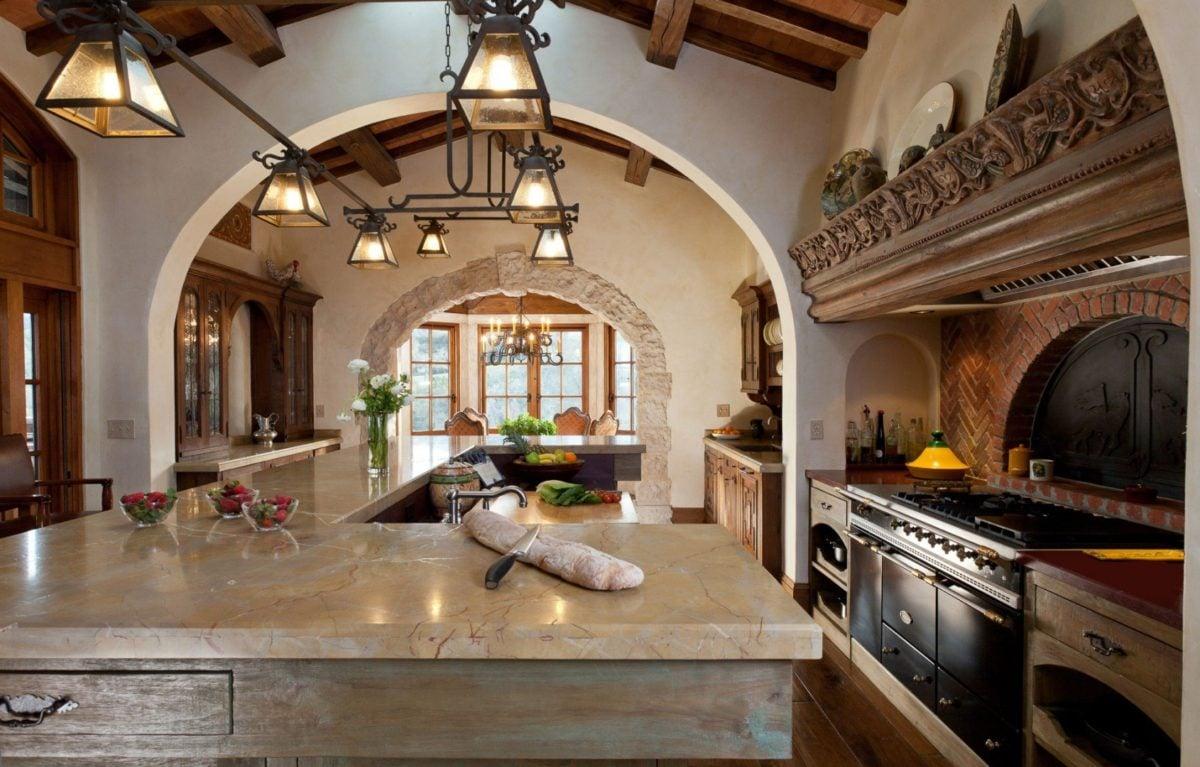 stile-spagnolo-cucina-