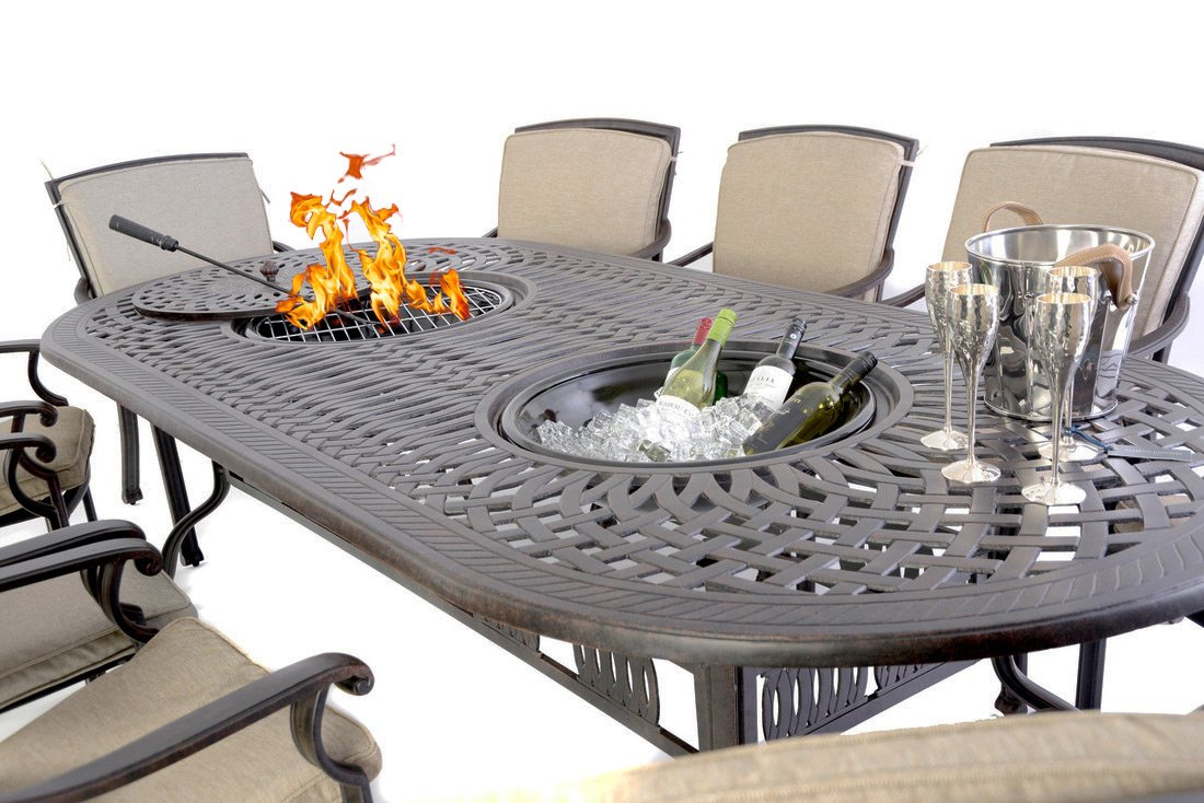 barbecue-giardino-metallo-originale