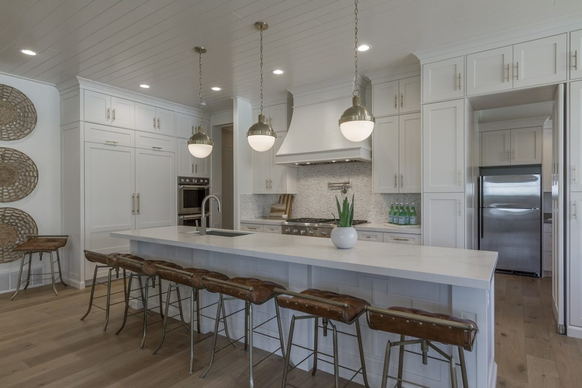 Cucine Moderne Stile Americano.Cucine All Americana