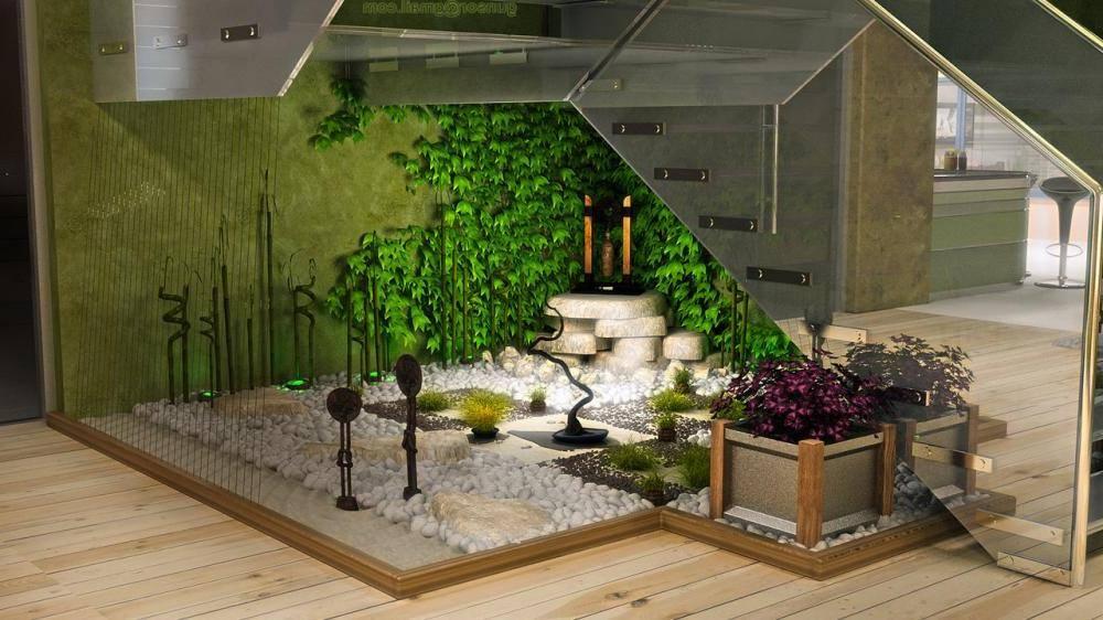 giardino-interno-casa-scala