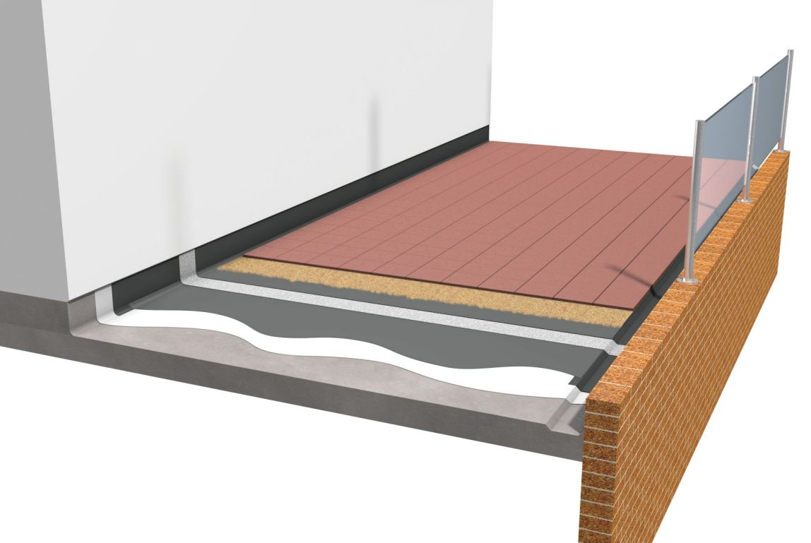 Emejing Impermeabilizzare Il Terrazzo Images - Idee per la casa ...