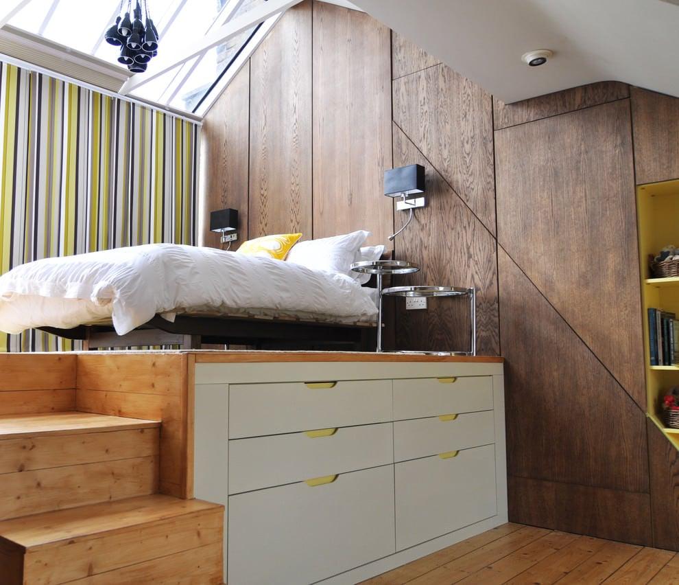 Soluzioni Camere Da Letto Piccole ottimizzare spazio camera da letto