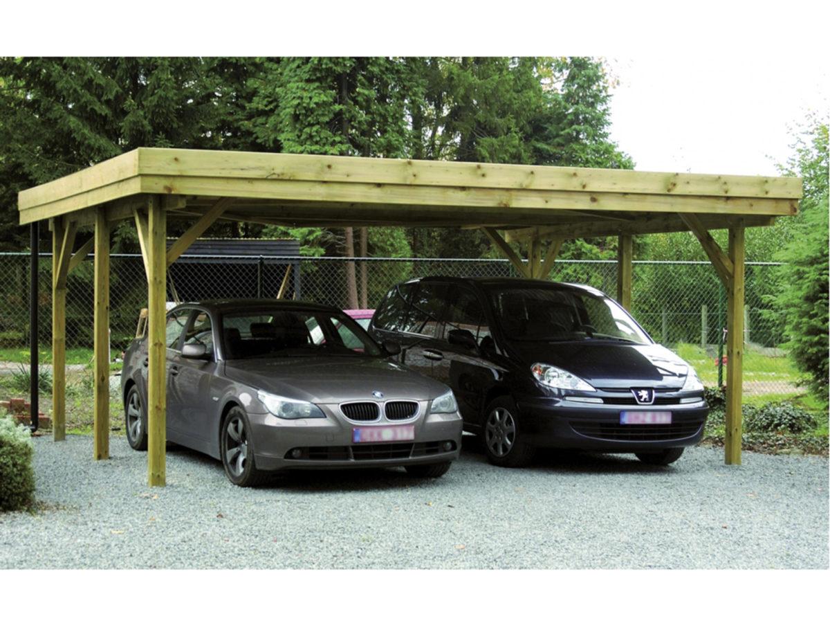 posto-auto-in-giardino-tettoia-legno