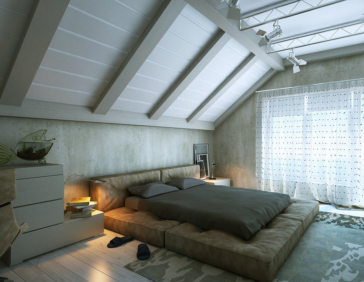 sottotetto-ristrutturazione-camera-letto