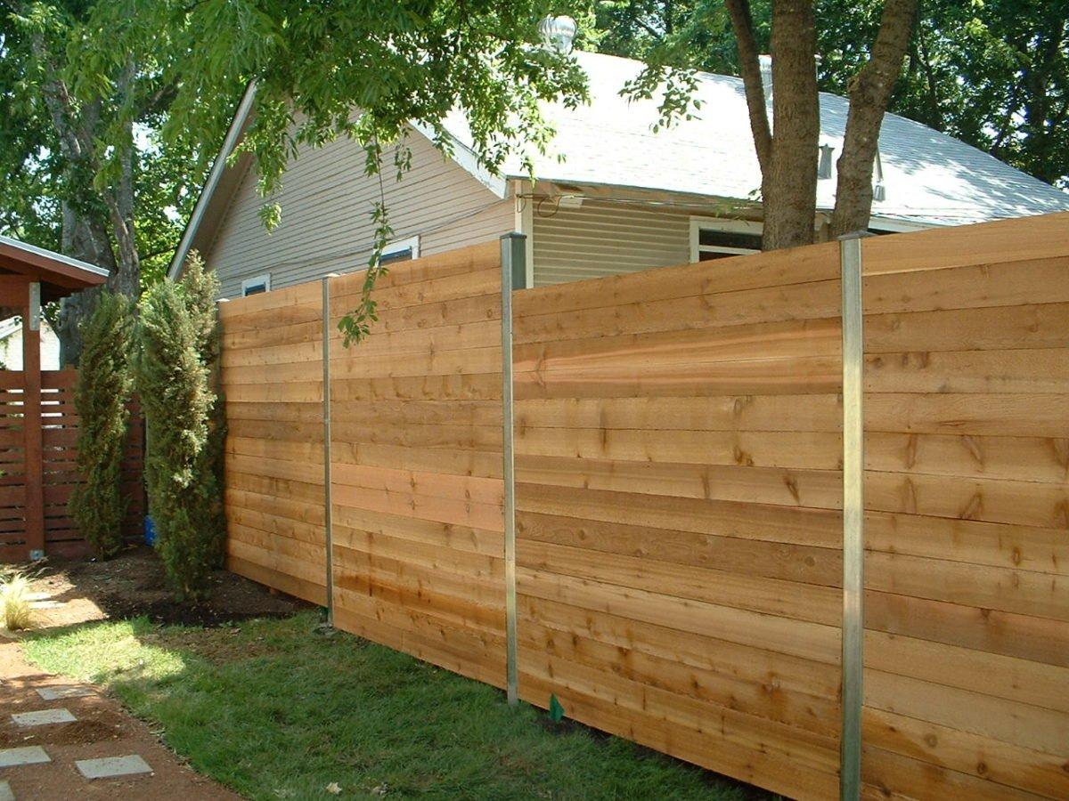 Ringhiere per giardino for Recinzioni giardino legno