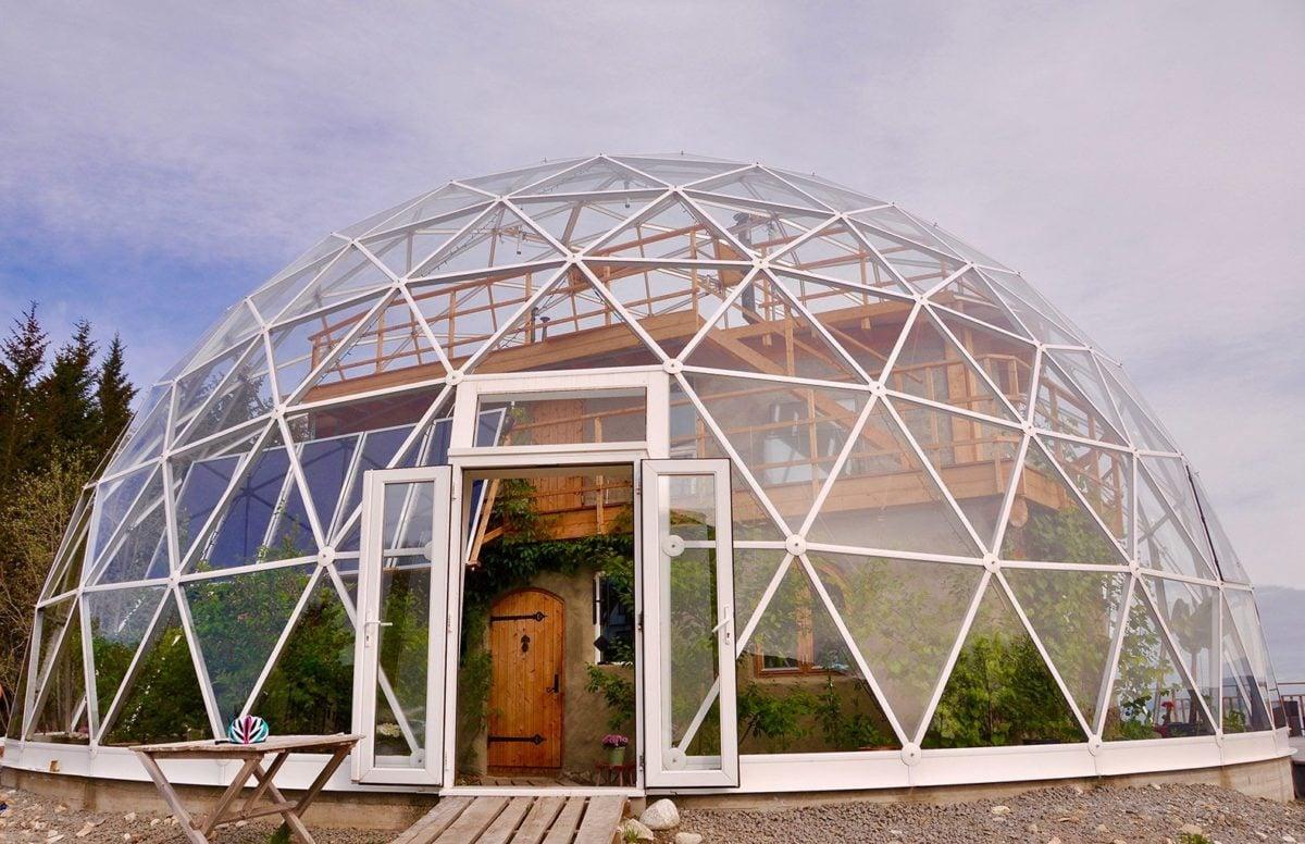 abitare-in-serra-cupola