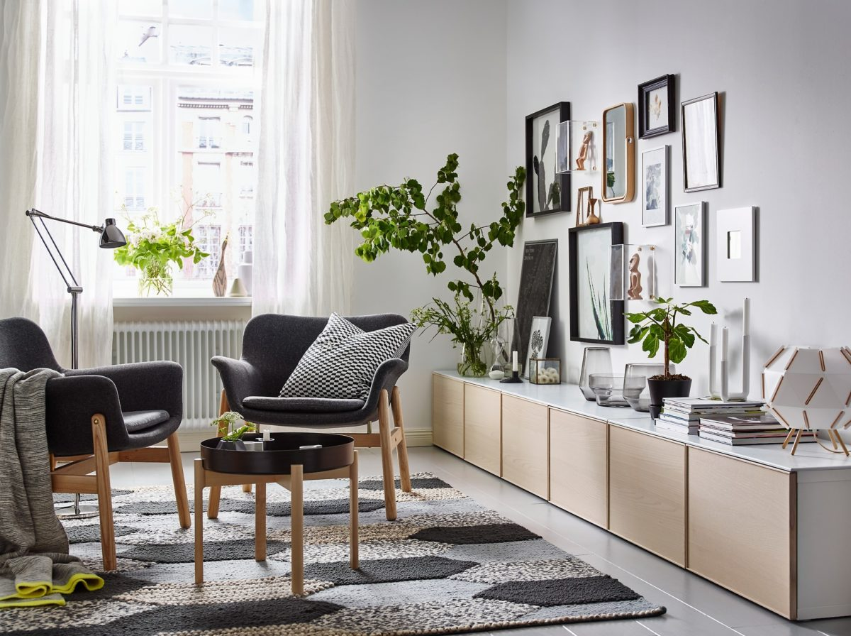 Immagini Salotti Ikea.Catalogo Soggiorno Ikea 2019