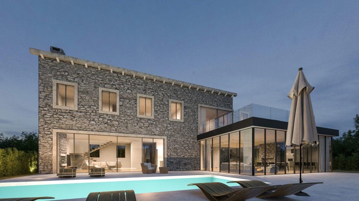 casa-moderna-facciata-pietra