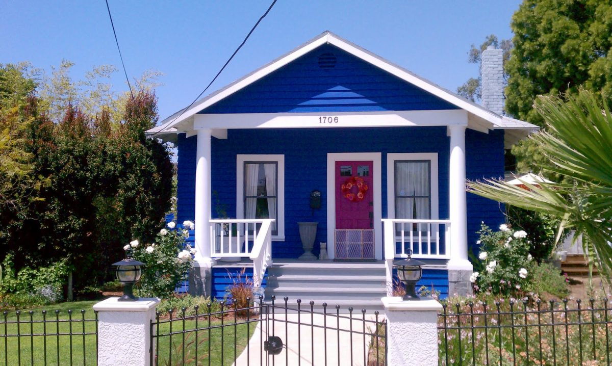 Colori facciate ville for Colori casa moderna