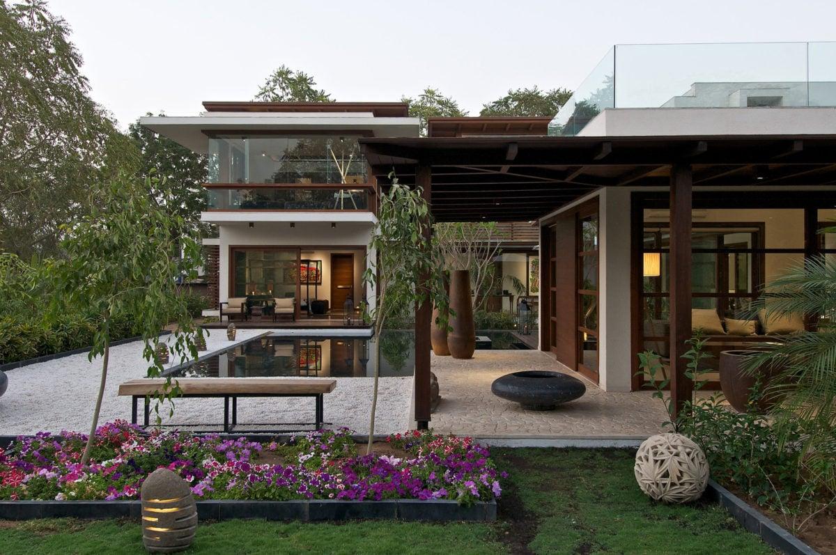 Pranav Parekh Residence, Ahmedabad
