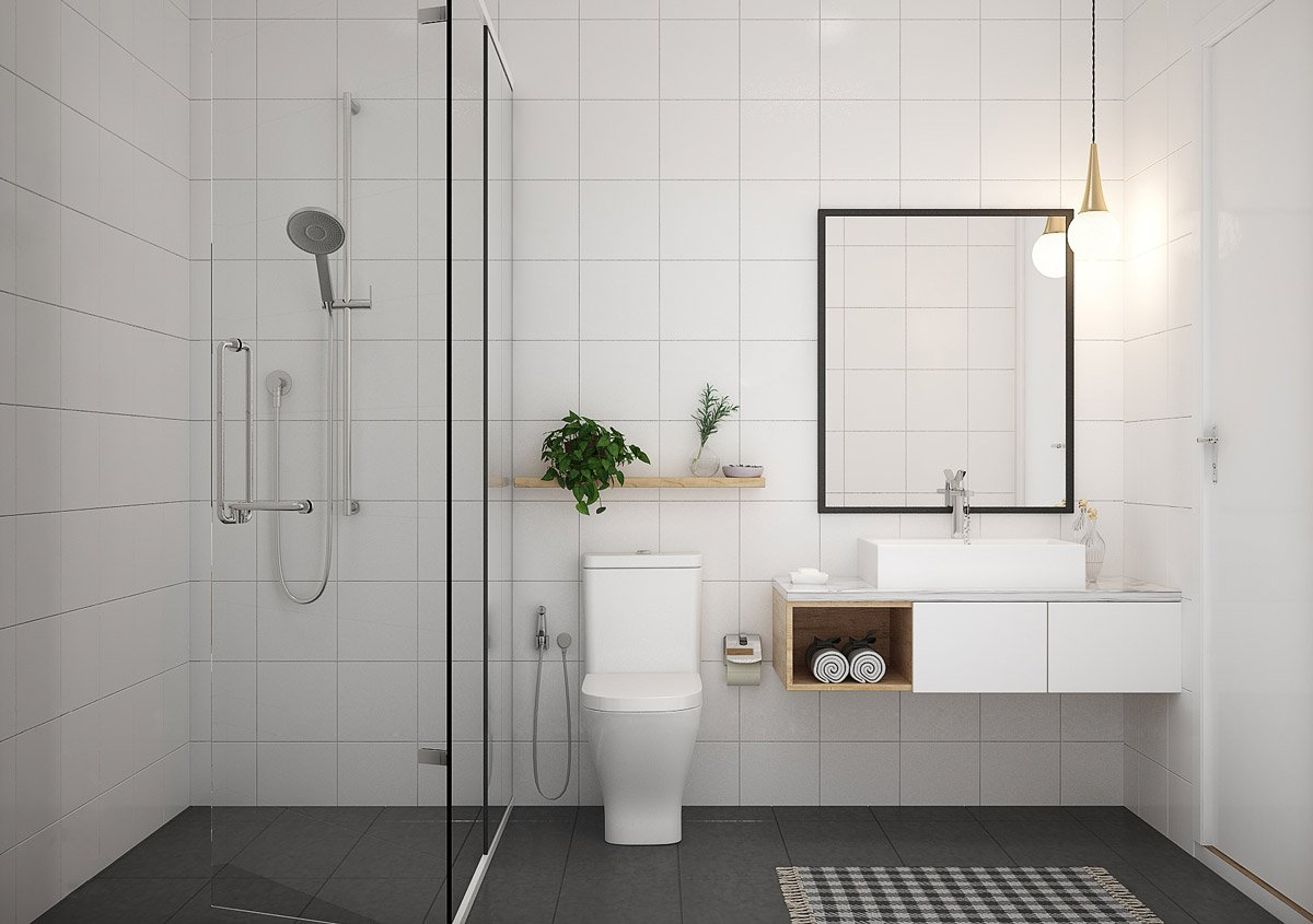 Bagno Stile Minimalista : Come creare uno stile moderno e minimal per il bagno gifi fv news