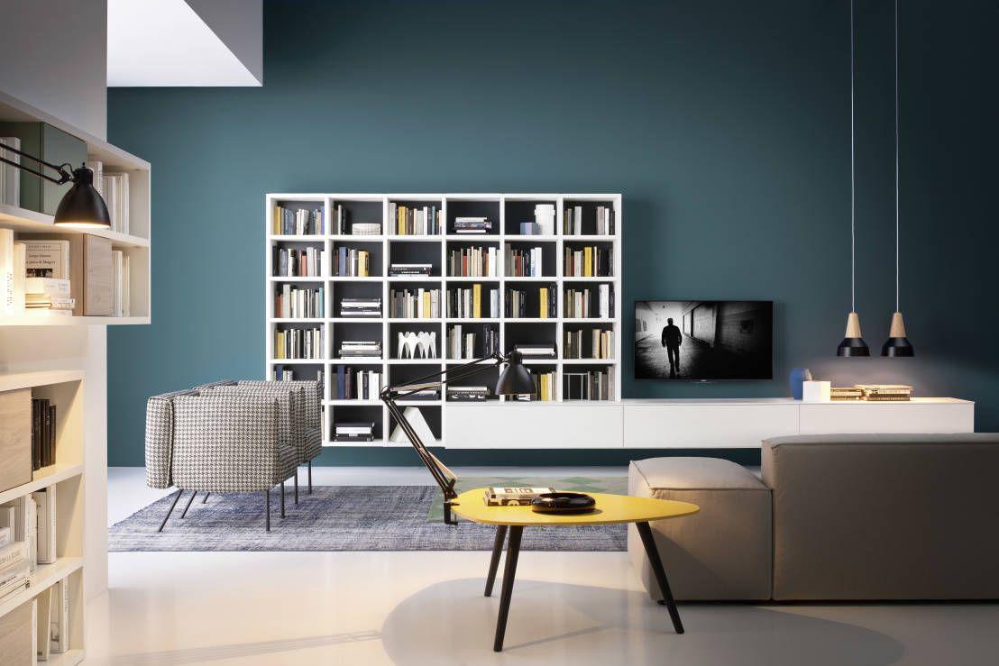 stile-minimal-chic-libreria
