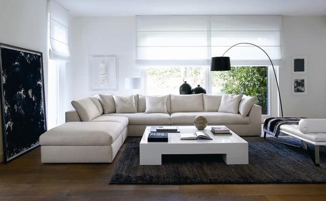 stile-minimal-chic-soggiorno-divano
