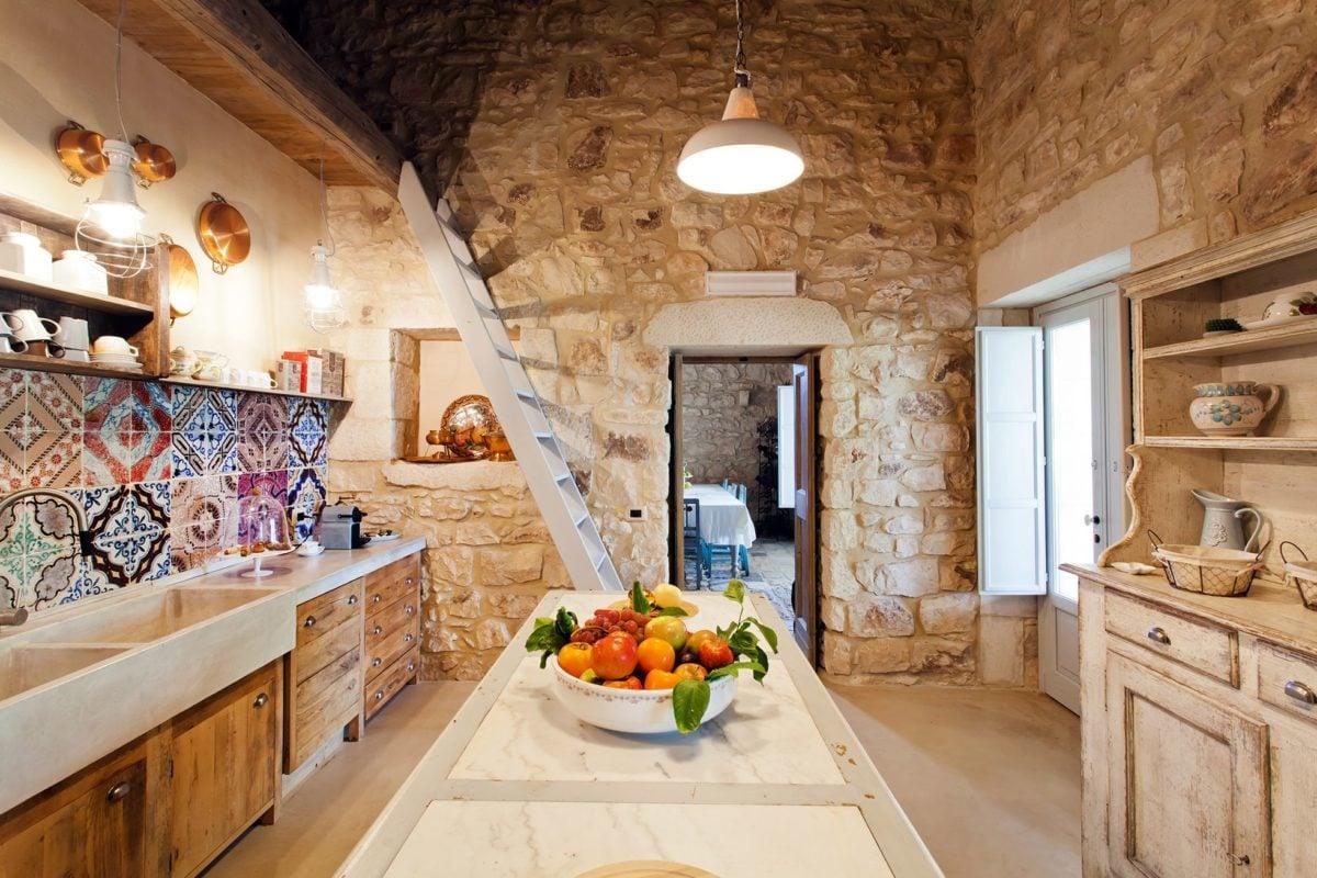 cucina-stile-siciliano