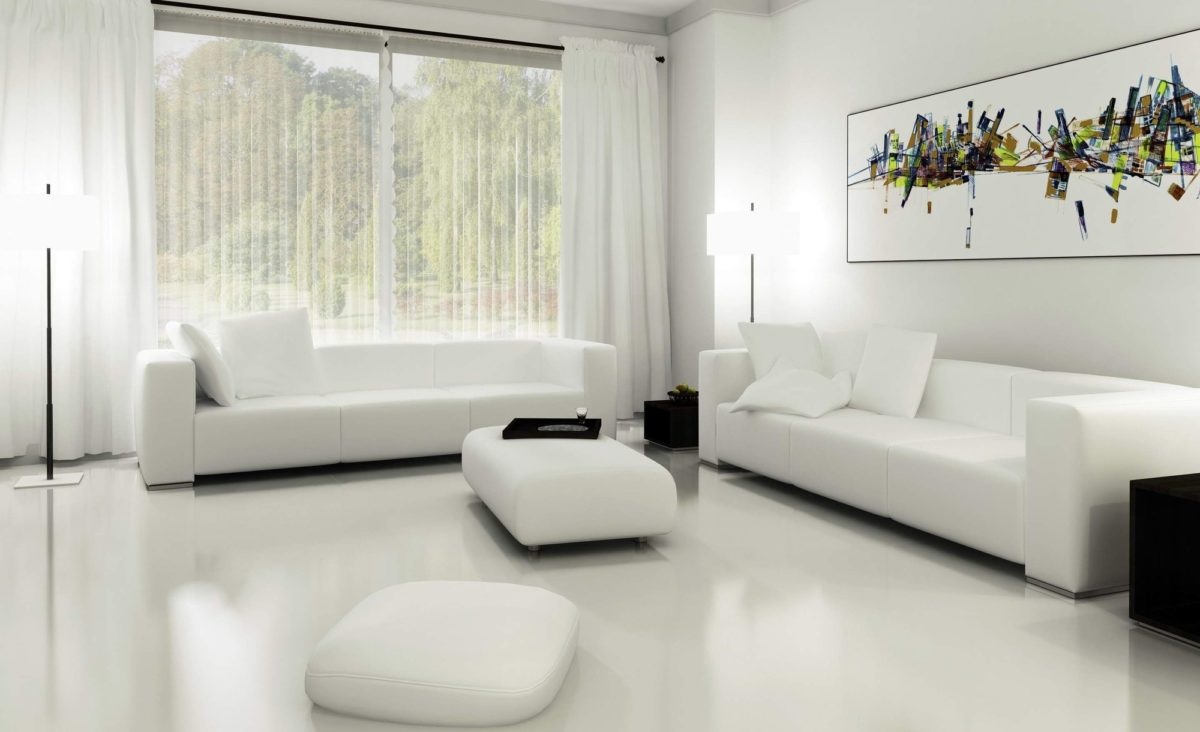 Tipi Di Tende Per Casa tende soggiorno