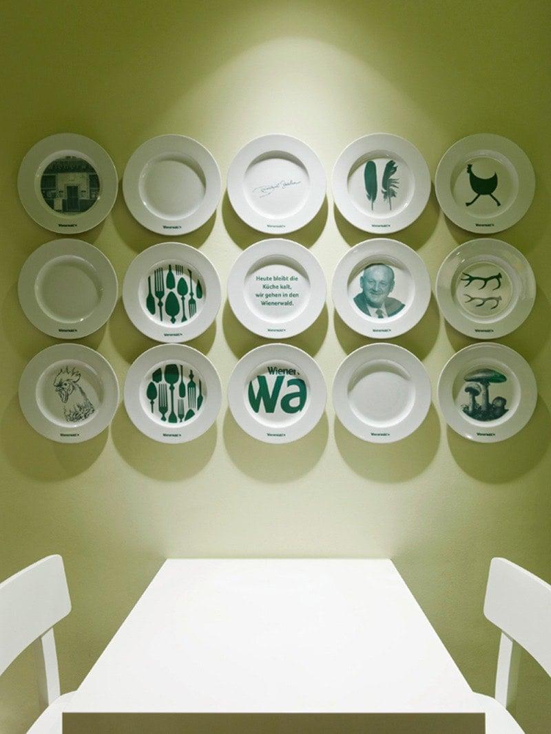 Come Appendere Piatti In Ceramica abbellire pareti con piatti