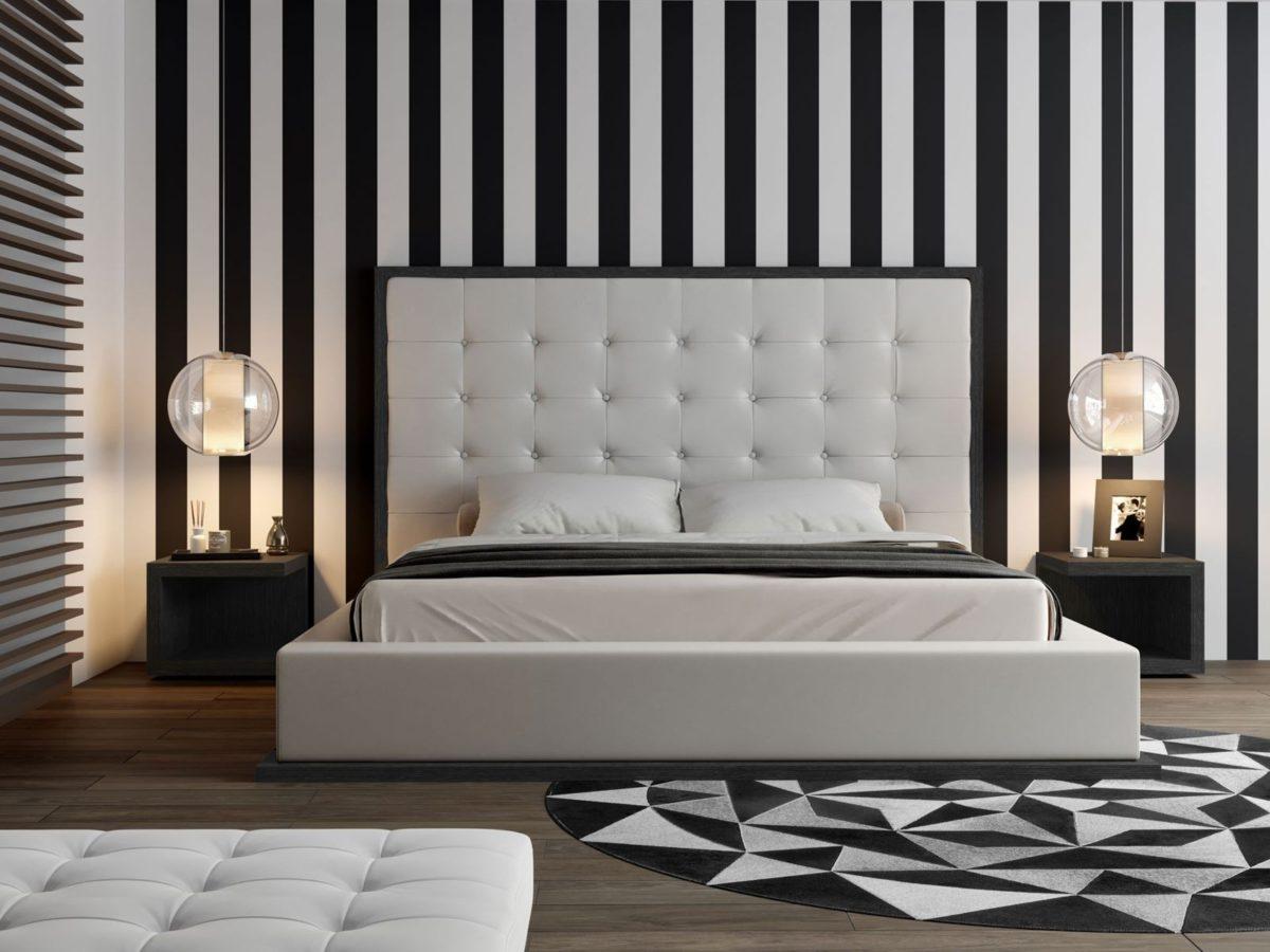 Verniciare Letto Ferro Battuto rinnovare la camera da letto: idee da copiare